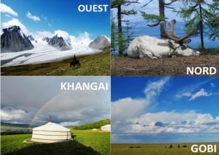 Voyages en Mongolie