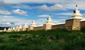 Erdene Zuu, voyage en Mongolie