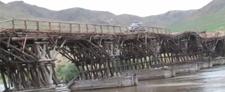 Un pont résistant
