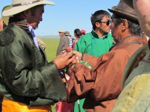Culture de tabac Mongolie